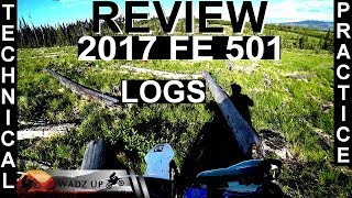 10. 2017 FE 501 Review | Technical Log Crossing | # 29 | WADZUP