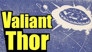 Extraterrestrial works for the U.S. government, Val Valiant Thor, Stranger at the Pentagon, Val Thor