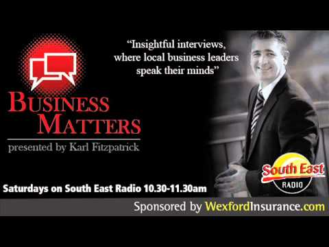 Karl Fitzpatrick interviews Tony Redmond from RWorks