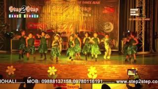 Hookah Bar | PO PO | Cry Cry | Dance Performance By Step2Step Ddance Studio