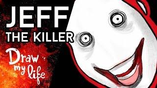 image of La HISTORIA de JEFF THE KILLER - Creepy Draw