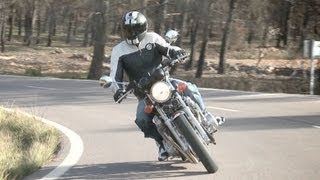 7. Honda CB 1100 Review
