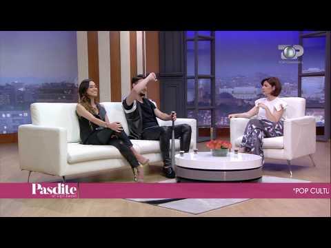 """Pasdite ne TCH, Dojna dhe Kelvi rrëfejnë """"Pop Culture"""", Pjesa 1 - 08/09/2017"""