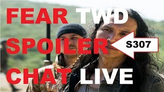 FEAR The Walking Dead Season 3 - SPOILER CHAT LIVE - Episode 7 - The Unveiling. Jake is trying to make a deal but will Walker even listen? An old friend is back! The 2 hour mid season finale is intense!  Join kilzhot and the 999 Army as we discuss this week's spoilers!!!