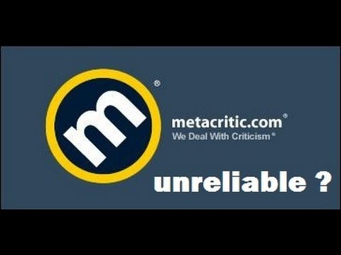 METACRITIC IS UNRELIABLE AND HAS A BAD EFFECT ON GAMES