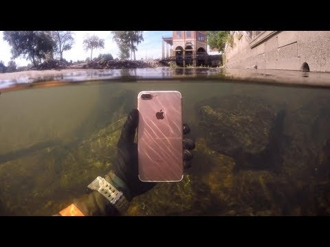 Found Lost iPhone Underwater in River While Snorkeling! (Freediving)_Legjobb videók: Búvárkodás