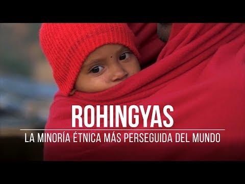 Rohingyas, la minoría étnica más perseguida del mundo