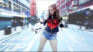 Kylie Minogue Timebomb Facebook App