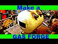 Download Lagu Propane Tank Forge Build: How to Build a Gas Forge with On Hand Materials Mp3 Free