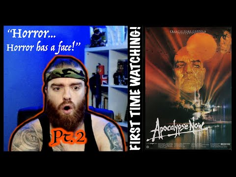 """*STUNNING! Those SHOTS!!!* """"APOCALYPSE NOW"""" (1979) FIRST TIME WATCH! 