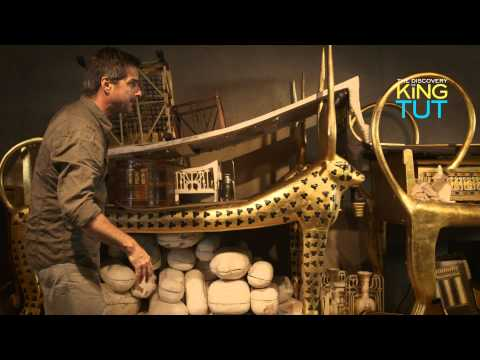 The Discovery of KING TUT | The Antechamber