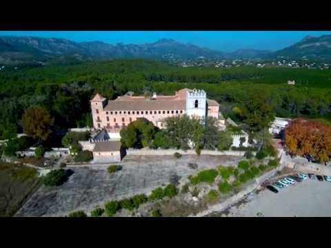MONASTERIO DE SAN JERONIMO DE COTALBA EN ALFAUIR (VALENCIA)