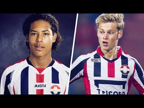 The shocking way Willem II treated Virgil van Dijk and Frenkie de Jong