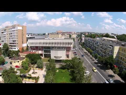 Tulcea Drone Video
