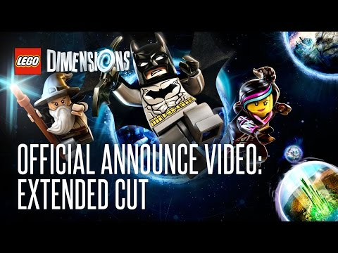 Lego Dimensions – HD Extended Cut Announcement Video