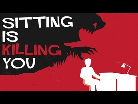 office - Did you know that sitting is one of the most dangerous things you do? These are 25 reasons that sitting down all day (aka your office job) is killing you. https://twitter.com/list25 https://www.fa...