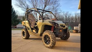 4. Why I got a 2019 Can Am Commander!