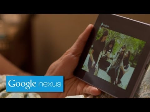 Image of June 27, 2012 - Google Introducing the Nexus 7 Tablet (Promo Video)