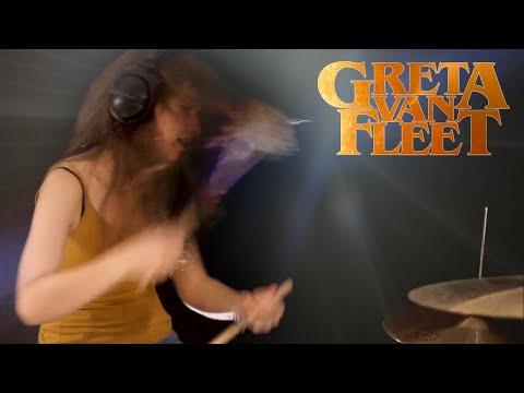 My Way, Soon (Greta Van Fleet); Drum Cover by Sina