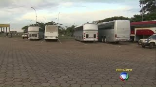 Domingo Espetacular - Ônibus Clandestinos