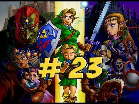 RETRO COACH! Ocarina of Time Part 23
