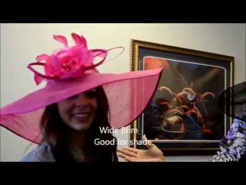 How to Select a Derby Hat