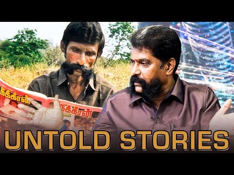 Veerappan sold the smuggled Sandalwoods to Whom?| Nakkeeran Gopal Reveals Untold Stories | MT 55
