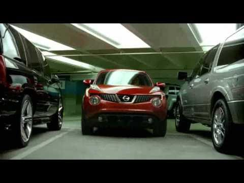 Nissan Commercial for Nissan Juke (2010 - 2011) (Television Commercial)