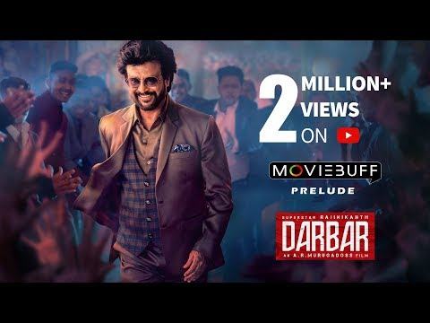Darbar - Promo Latest Official