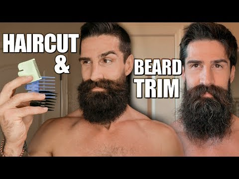 Short hair styles - Hairstyles for short hair and beard trim