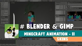 Blender – Minecraft II