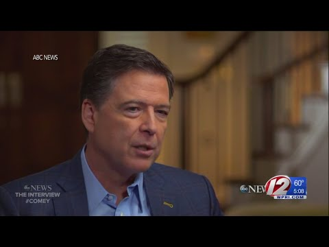 Rhode Island lawmakers weigh in on Comey interview