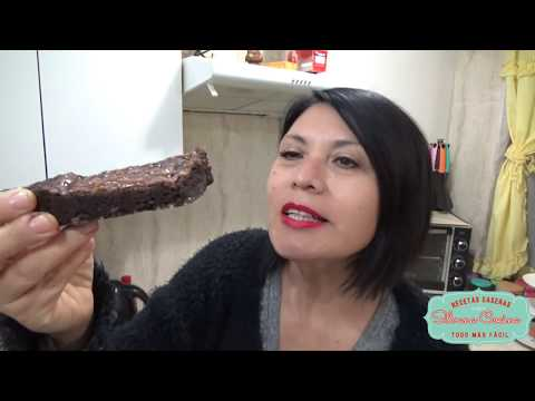 BROWNIES DOBLE CHOCOLATE / DELICIOSOS/ Silvana Cocina ❤