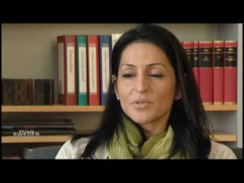 Susan Abulhawa in Sweden.flv