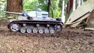 World Of Tanks Rc Tank Panzerkampfwagen III Ausf. L&US M41A3