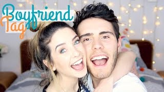The Boyfriend Tag | Zoella by Zoella