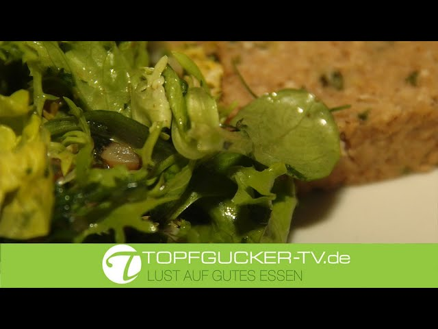 Kopfsalat mit Dinkel-Körner nach Hildegard von Bingen | Topfgucker-TV