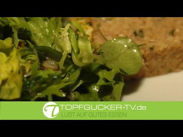 Kopfsalat mit Dinkel-Körner nach Hildegard von Bingen   Topfgucker-TV