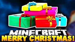 Minecraft - MERRY CHRISTMAS! #2 (Christmas Cram) - w/ Preston, Choco, Nooch&Tyler!