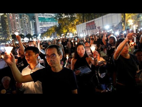 Το Χονγκ Κονγκ «θυμάται» την Τιενανμέν