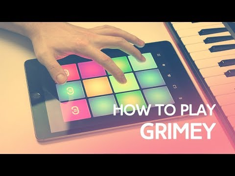 How To Play - GRIMEY | DRUM PAD MACHINE