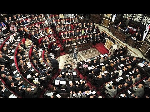Syrian parliament announces June 3 date for presidential ele
