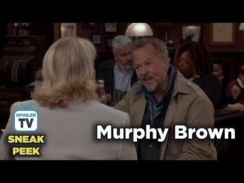 "Murphy Brown 11x04 Sneak Peek 1 ""Three Shirts to the Wind"""