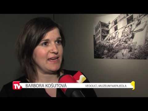 TVS: Zpravodajství Region východní Morava - 25.4.2016