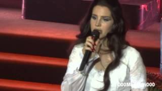 Lana Del Rey - Carmen - HD Live at Olympia, Paris (27 April 2013)