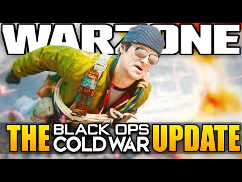 The Black Ops Cold War Warzone Update: Everything We Know...