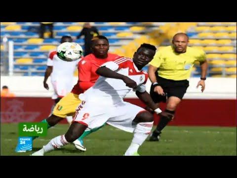 العرب اليوم - شاهد: السودان يفوز على نظيره الغيني