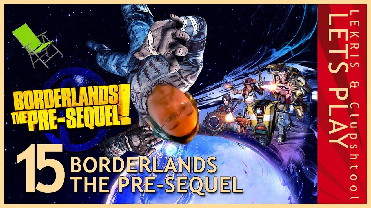 Let's Play Together Borderlands - The Pre-Sequel #15 - Red Belly - Aus zwei mach eins