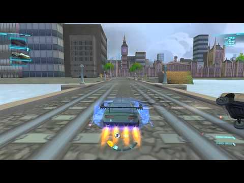 Cars 2 gameplay Sour Lemons