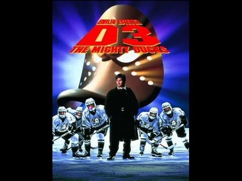 D3: The Mighty Ducks Movie Commentary